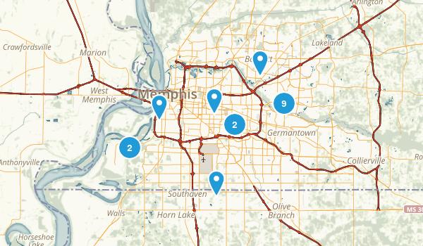 Best Trails near Memphis Tennessee AllTrails