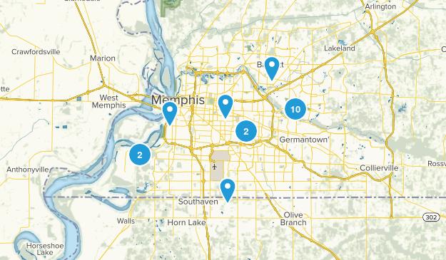 Best Trails near Memphis, Tennessee | AllTrails