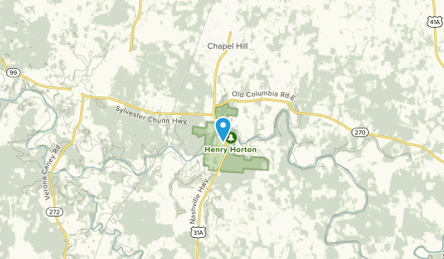 Wilhoite Mills, Tennessee Map