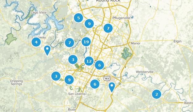 Best Trails Near Austin Texas Alltrails