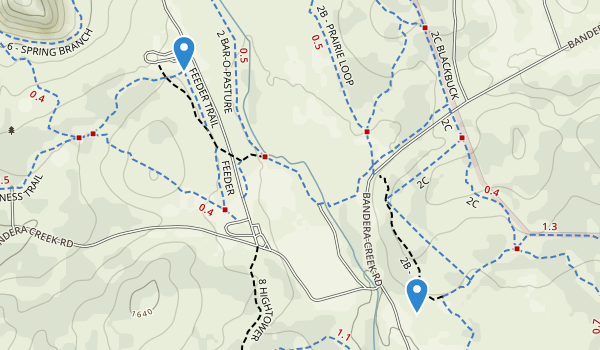 best trails near bandera texas alltrails