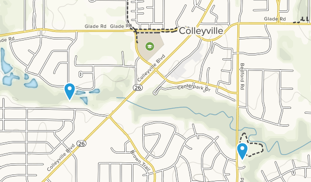 Best Trails Near Colleyville Texas Alltrails