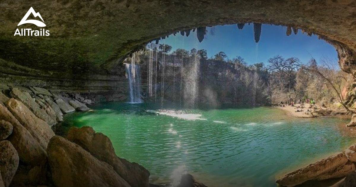 best trails near dripping springs  texas