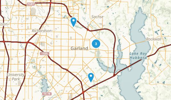 Best Trails near Garland Texas AllTrails