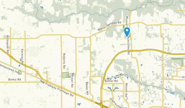 Hockley, Texas Map