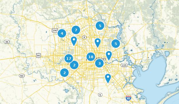 Best Trails Near Houston Texas Alltrails