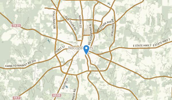 Cities Near Nacogdoches