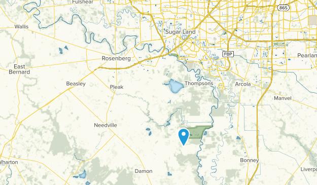 Richmond, Texas Map
