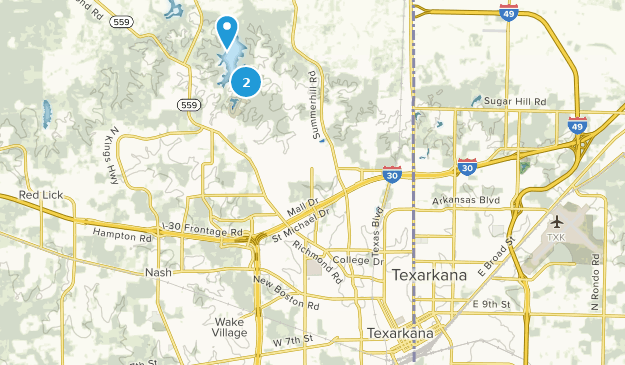 Best Trails near Texarkana, Texas | AllTrails