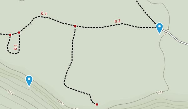 Apple Valley, Utah Map