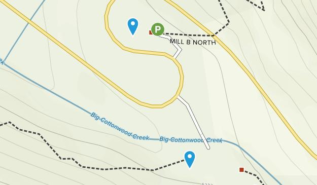 Canyon Enterprises, Utah Map