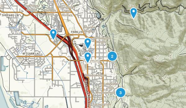 Best Trails near Farmington Utah AllTrails