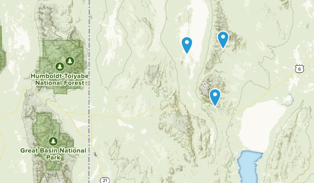 Garrison, Utah Map