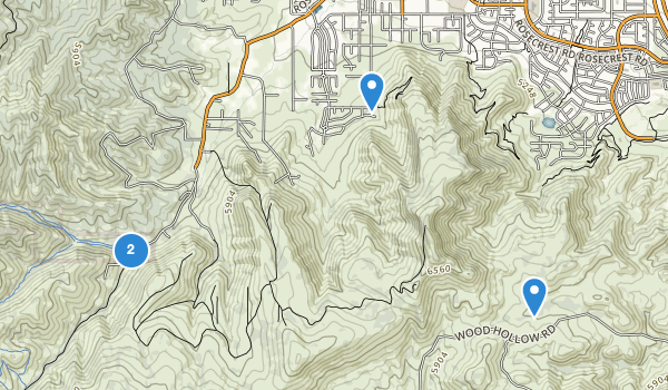 trail locations for Herriman, Utah
