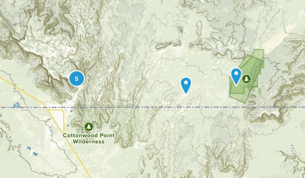 Hildale, Utah Map