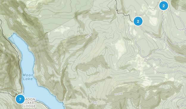 Mountain Home, Utah Map