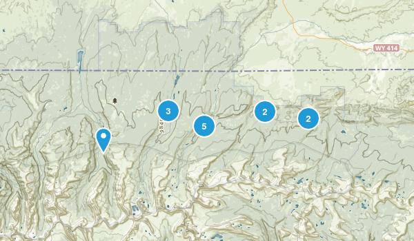 Best Trails near Mountain View Utah AllTrails