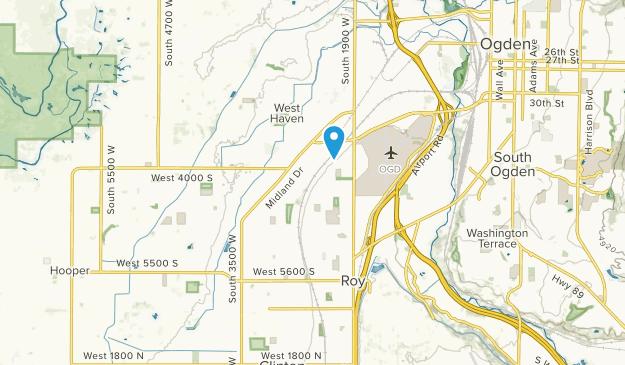 Roy, Utah Map