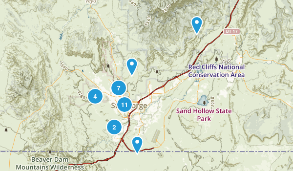 Best Trails near Saint George Utah AllTrails