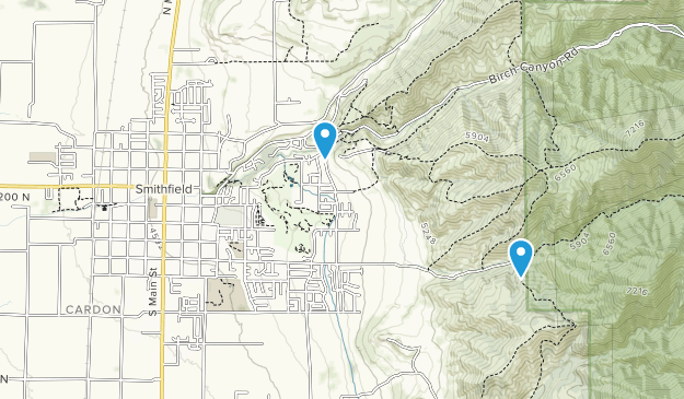 Best Trails near Smithfield, Utah | AllTrails