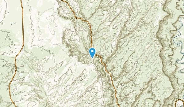 Three Forks, Utah Map