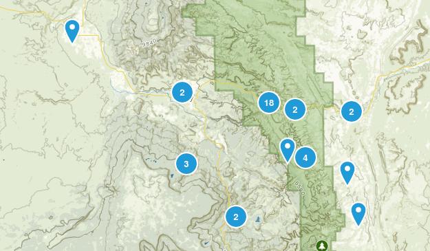 Torrey, Utah Map