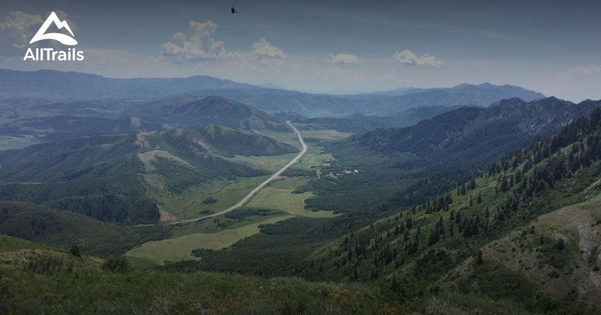 Best Trails Near Wellsville Utah Alltrails