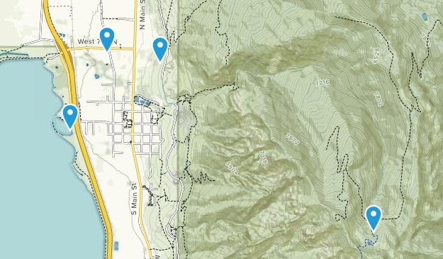 Willard, Utah Map