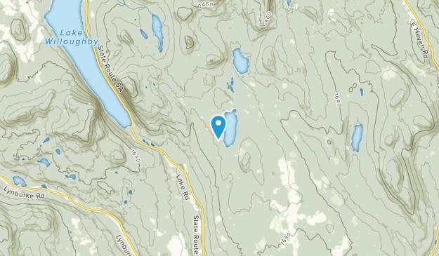 Newark, Vermont Map