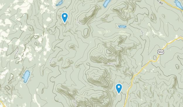 Plainfield, Vermont Map