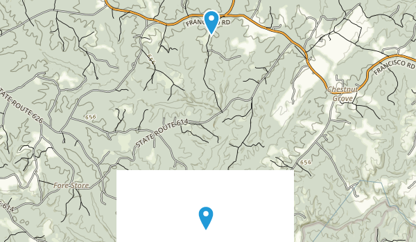 Best Trails Near Appomattox Virginia Photos Reviews - Appomattox us map