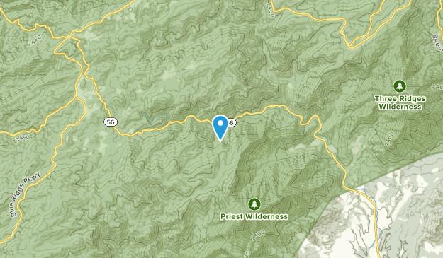 Nash, Virginia Map