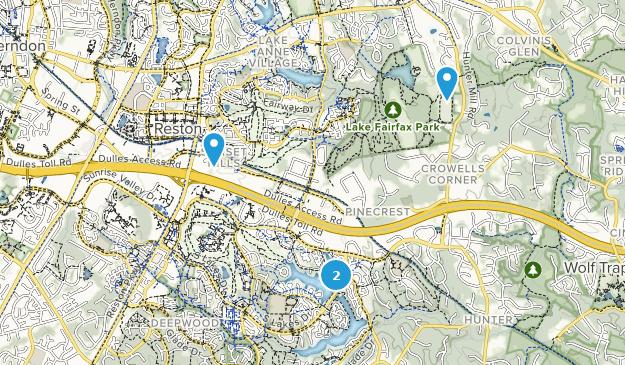 Beste Wege in der Nähe von Reston, Virginia | AllTrails
