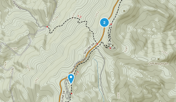 Best Trails near Shenandoah Virginia AllTrails