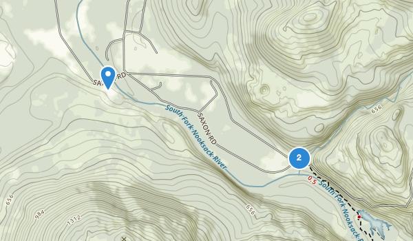 trail locations for Acme, Washington