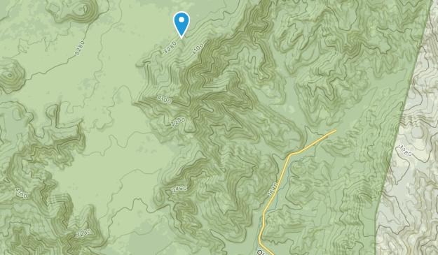 Bingen, Washington Map