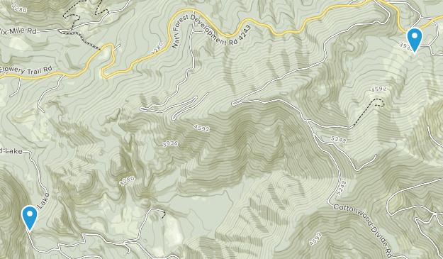 Chewelah, Washington Map