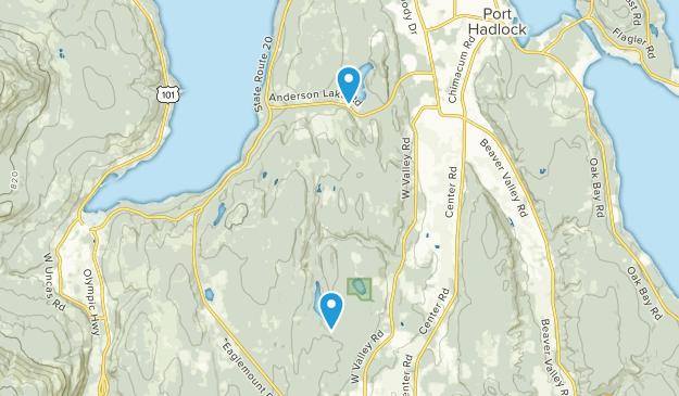 Chimacum, Washington Map