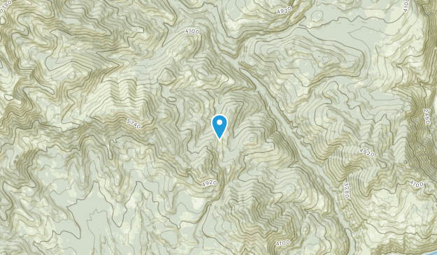 Conconully, Washington Map
