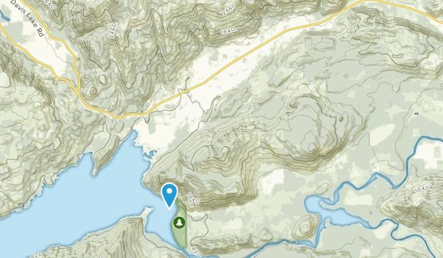 Glenoma, Washington Map