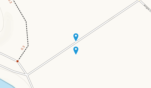 Lakewood, Washington Map