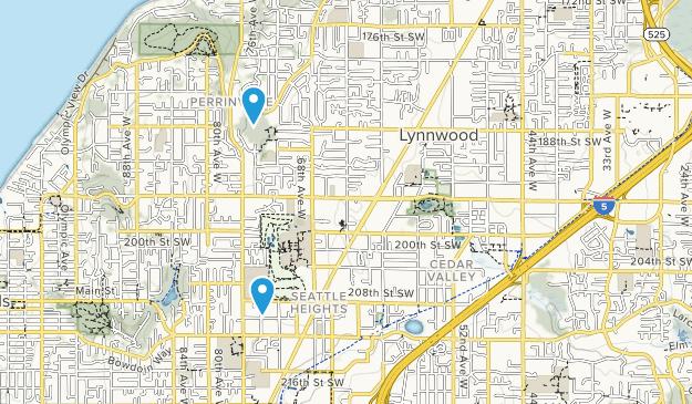 Best Trails Near Lynnwood Washington Alltrails