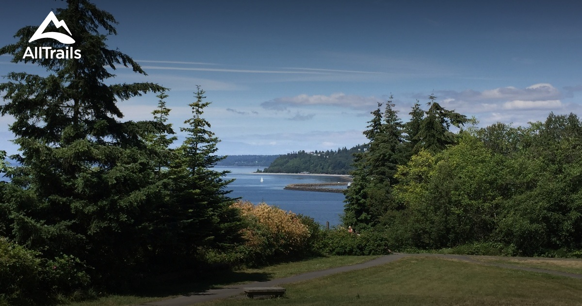 Places To Walk Dogs In Seattle