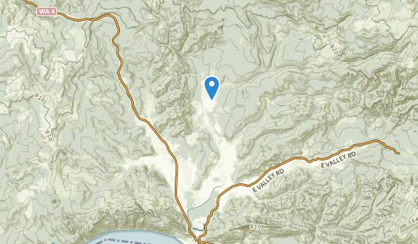 Skamokawa, Washington Map