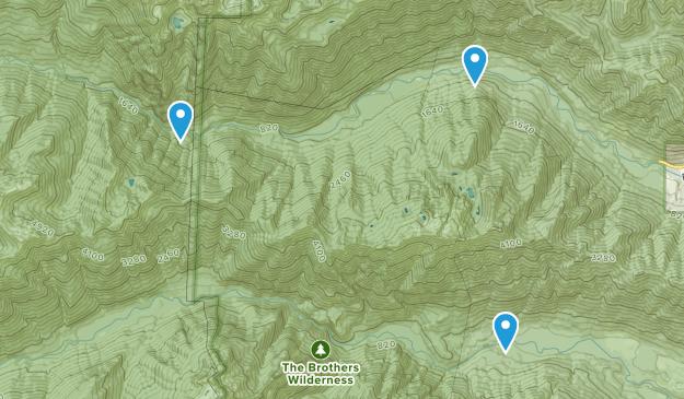 Triton, Washington Map