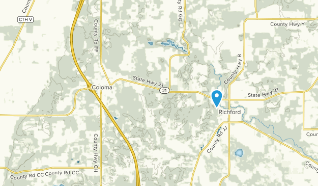 Coloma Wisconsin Map.Best Trails Near Coloma Wisconsin Alltrails