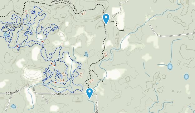 Cornell, Wisconsin Map