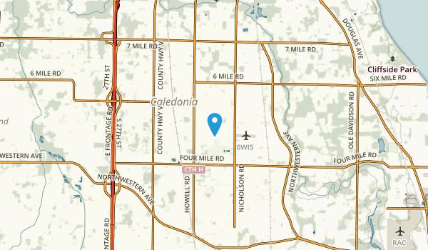 Franksville, Wisconsin Map