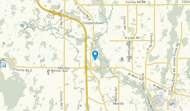 Maribel, Wisconsin Map