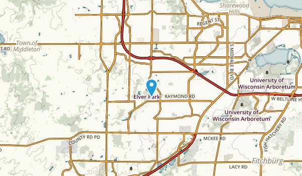 Middleton Junction, Wisconsin Map